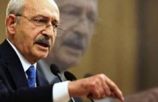 Kemal Kılıçdaroğlu, 4 maddelik stratejiyi açıkladı