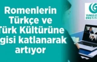 Rumenlerin Türkçe ve Türk Kültürüne İlgisi...