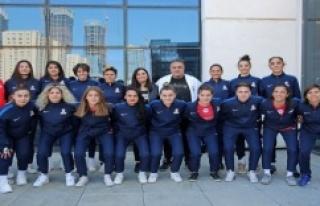 Ataşehir Belediyespor Kadın Futbol Takımının...