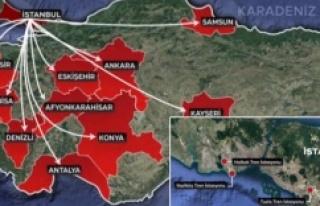 İstanbul'da 7.5 büyüklüğünde deprem hazırlığı!