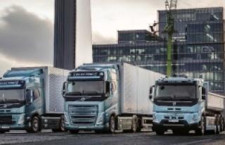 Volvo Trucks, karayolu taşımacılığında elektrikli...