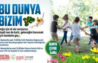 12. ÇEVRE ŞÖLENİ'YLE FARKINDALIK OLUŞTURULMAYA...