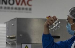DSÖ'den Çin'in geliştirdiği Sinopharm...