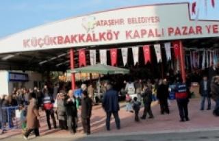 İstanbul'da kurulacak semt pazarı yerleri açıklandı