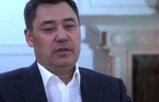 Kırgızistan Cumhurbaşkanı Caparov: Bizim bin yıllık...