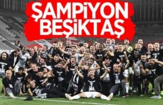 ŞAMPİYON BEŞİKTAŞ'IN MEDYATİK 11'İ BELLİ...