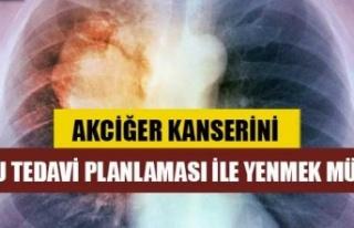 AKCİĞER KANSERİNİ DOĞRU TEDAVİ PLANLAMASI İLE...