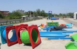 Ataşehir'den Kahta Belediyesi'ne destek