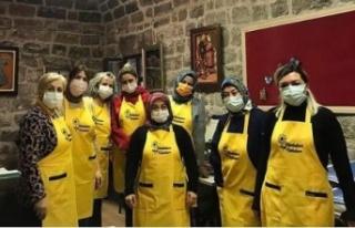 Kadın Kooperatifi Türkiye'de bir ilki yaptı,...