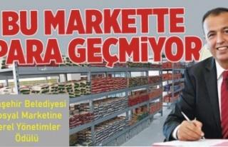 ATAŞEHİR BELEDİYESİ SOSYAL MARKETLERİNE YEREL...