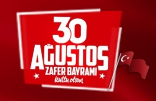 ATAŞEHİR'DE 30 AĞUSTOS ZAFER BAYRAMI COŞKUSU