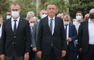30 AĞUSTOS ZAFER BAYRAMI ATAŞEHİR'DE COŞKUYLA...