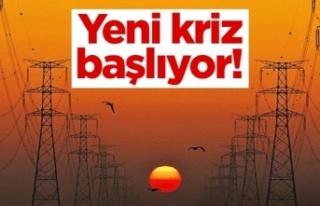 Yeni krizin Adı Enerji