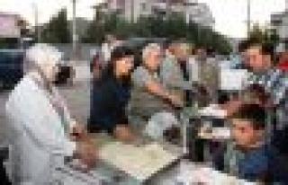 Çankırı Belediyesinden 4 Bin Kişiye İftar