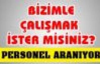 MEKANİK TESİSAT FİRMASINA ELEMANLAR ALINACAKTIR