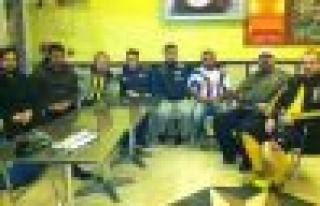 MHP Ataşehir Futbolla Stres Atıyor