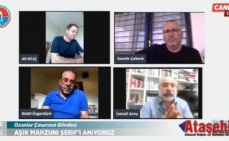 Halk ozanı Aşık Mahzuni Şerif, türküleriyle anıldı