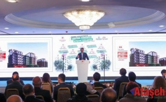 Murat Kurum duyurdu: 2 ay içinde temelleri atılıyor