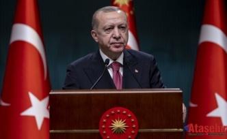 Cumhurbaşkanı Erdoğan açıkladı: Sokak kısıtlamasında gün ve saatler değişti