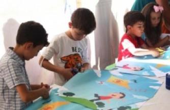 Ümraniye'deki Uçurtma Festivali'ne ilgi büyük oldu