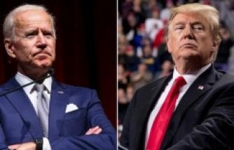 ABD'de Biden, Trump'ı yenecek