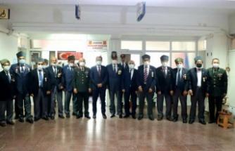 Başkan Esen'den Şehit Yakınları ve Gazilere Ziyaret