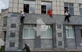Rusya'da Üniversite'de silahlı saldırı: 8 ölü