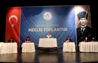MALTEPE BELEDİYE MECLİSİ EKİM AYI TOPLANTILARI BAŞLADI