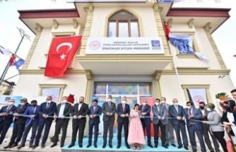Üsküdar Otizm Tanı Tedavi ve Takip Merkezi açıldı