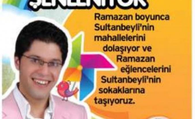 SULTANBEYLİ MAHALLE ÇOCUK ŞENLİKLERİ