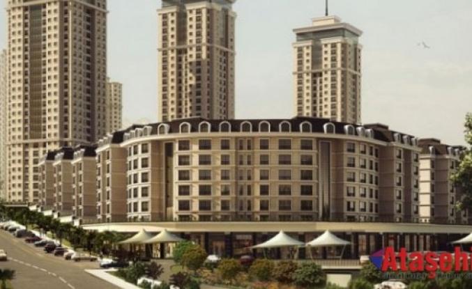 Trendist Ataşehir'de fiyatlar 341 bin TL'den başlıyor!