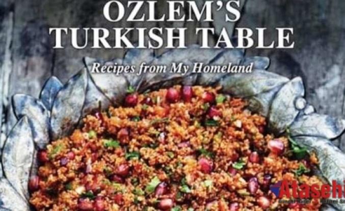 Türk yemeklerini seviyorsanız bu yemek kitabına ihtiyacınız var.