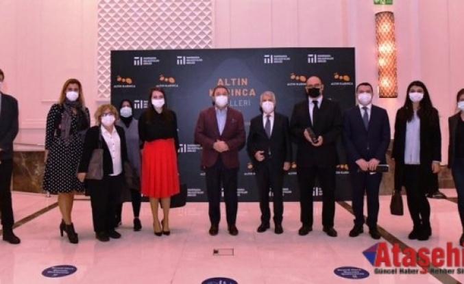 Altın Karınca Ödülü üçüncü kez Maltepe'nin