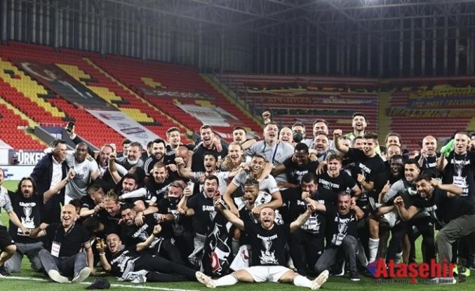 2020-21 sezonunun şampiyonu Beşiktaş