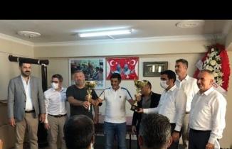 Ataşehir Anadolu Oyunlu Güvercin Yarışı Kupa Töreni 2