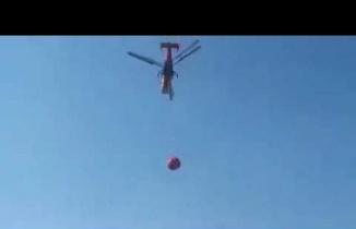 Helikopterlerin zamanla yarışı