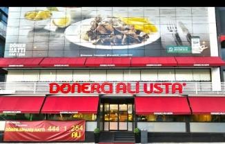 İstanbul'da Döner Nerede yenir, Döner Dönerci Ali Usta'da yenir